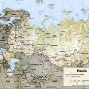 Russia's Nuclear Doctrine Map