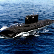Sindhughosh (Project 877EM, Kilo) Submarine