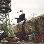 Submarine dismantlement