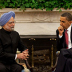 Indian Prime Minister Monmohan Singh & President Barack Obama, November 2009.