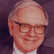 Photo of Warren E. Buffett